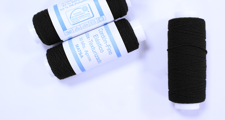Elastic Thread hair extension,brazilian knot hair ...