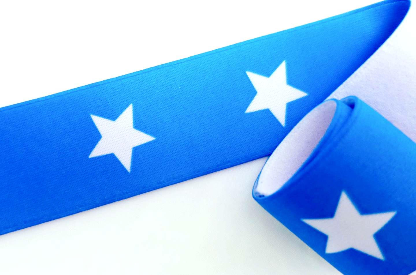 Printed Ribbon - American motive