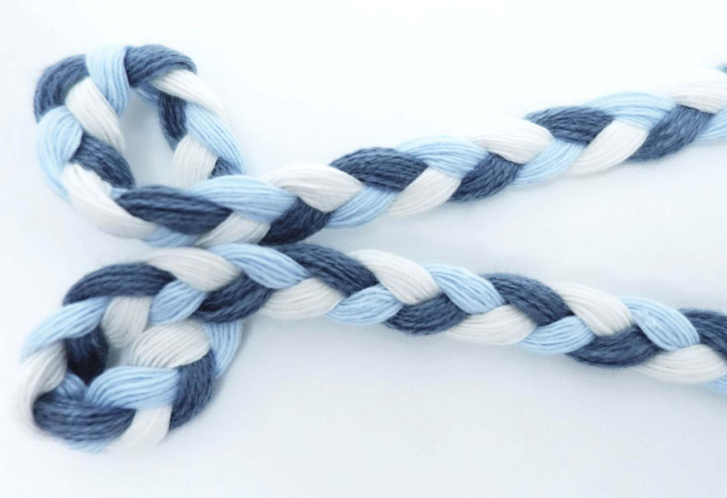braided triple cord
