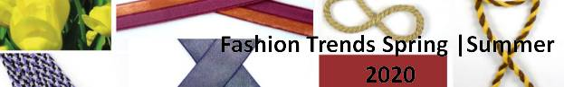 Fashion Trends S|S 20