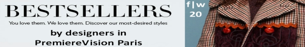 Most Selected by Designers f|w 20